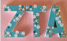 Wall Decor? Yes, please. | Community Post: 13 Sorority Gifts For Your New Little