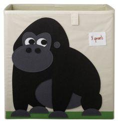 Amazon.com: 3 Sprouts Storage Box,Gorilla