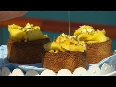 Incredible buttery mango cake recipe - Fast Ed  Using some local produce, Ed creates a buttery mango cake, perfect for afternoon tea. #ButteryMangoCake, #LocalProduce   Read post here : https://www.fattaroligt.se/incredible-buttery-mango-cake-recipe-fast-ed/   Visit www.fattaroligt.se for more.