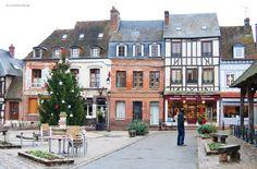 Lyons-la-Forêt (France) city guide on http://lesflaneriesdaurelie.com/un-week-end-authentique-dans-leure-1/