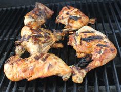 What's Cookin' Italian Style Cuisine: Grilled Southwest Tequila Chicken
