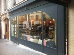 japanese chic cafe in paris - Google Search