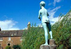 J.M. Barrie's Birthplace el museo de Peter Pan