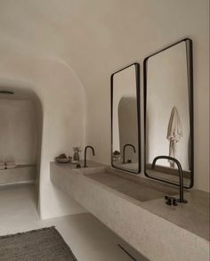 Rustic Bathroom Decor, Bathroom Styling, Bathroom Interior Design, Kitchen Decor, Bathroom Vintage, Bedroom Decor, Studio Kitchen, Interior Livingroom, Bedroom Kids