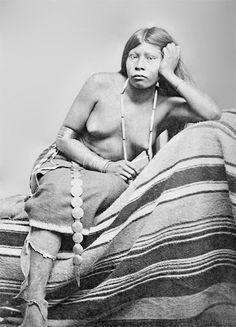 A Kiowa Woman