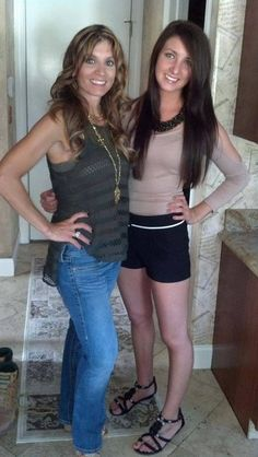 Love this girl… this young lady… my best friend.. MY DAUGHTER….my partner IN is this great fitness business of ours….