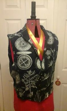 Steampunk Waistcoat by L.S. Day