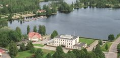 Serlachius Museums in Finland. Museums, This Is Us, Paradise, Mansions, House Styles, Fancy Houses, Museum, Mansion, Heaven