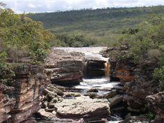 Cachoeira do Buraquinho, Chapada Diamantina, BA
