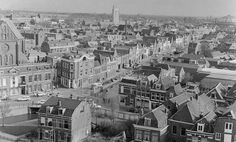 Burgwal Haarlem (jaartal: 1970 tot 1980) - Foto's SERC