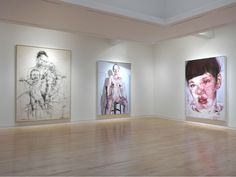 Jenny Saville: Continuum, 980 Madison Avenue, New York, September 2011 Jenny Saville, Madison Avenue, Female Portrait, View Photos, Art Projects, September, Gallery Wall, New York, Inspiration