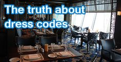 First time cruisers: The truth about dress codes | Royal Caribbean Blog