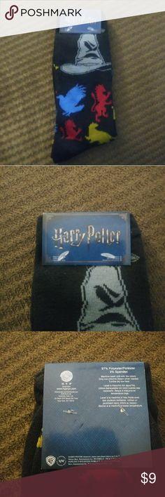 Loot Crate Harry Potter Socks. 1 pair. Size 6-12 Loot Crate Harry Potter Socks. 1 pair. Size 6-12. 97% polyester. 3% spandex loot crate Underwear & Socks Casual Socks