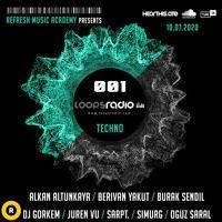 BERIVAN YAKUT - Refresh Music Academy Presents Episode 001 - Loops Radio Techno by Loops Radio on SoundCloud Techno Music, Music Mix, Presents, Gifts, Favors, Gift