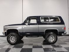 These are obviously no longer just old SUVs, they're gaining a lot of support in the collector car community, making this 1988 Chevrolet Blazer 4x4 a very attractive proposition. Description from ebay.com. I searched for this on bing.com/images