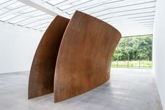 Museum Voorlinden Opens with Ellsworth Kelly and Richard Serra