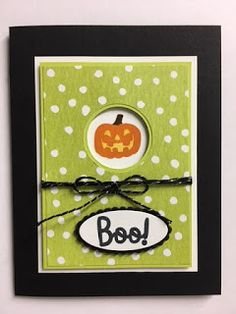 halloween cards My Creative Corner!: September 2018 Paper Pumpkin, Halloween Card, Stampin Up! Pumpkin Cards, Paper Pumpkin, Fall Cards, Holiday Cards, Christmas Cards, Greeting Cards Handmade, Handmade Halloween Cards, Up Halloween, Thanksgiving Cards