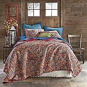 Love this paisley quilt!!!! Persian Oversized Quilt and Sham