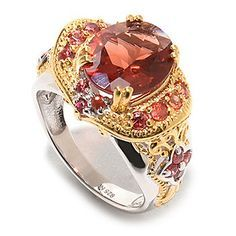 sapphire and andesine ring - Google-haku