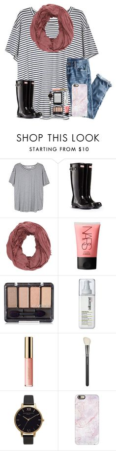 """""""When Shawn Mendes is coming to a city near you, and near my birthday, I might get tickets this time, hoping I do get tickets to see him🙏🏼"""" by kari-luvs-u-2 ❤ liked on Polyvore featuring Organic by John Patrick, J.Crew, Hunter, Charlotte Russe, NARS Cosmetics, Cellcosmet, tarte, MAC Cosmetics, Olivia Burton and Casetify"""
