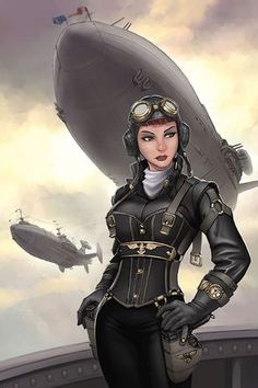 Victorian Secret: Girls of Steampunk Collection 2016
