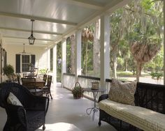 Open Back Porch Design, Pictures, Remodel, Decor and Ideas - page 5