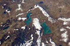 Lake Egridir and Beysehir - Turkey