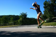 Let's learn how to longboard!