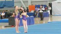 of the week - Okanagan Acro demo at the 2015 Canada Cup in Kamloops Canada Cup, Gymnastics Videos, Acro, You Videos, Basketball Court, Sports, Hs Sports, Sport
