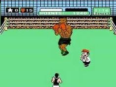 Video Games and Boxing: A Look Back