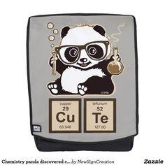 Chemistry panda disc