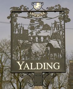 Pub Signs, Name Signs, Shop Signs, England Ireland, Kent England, Family Tree Research, All Poster, Posters, Town Names