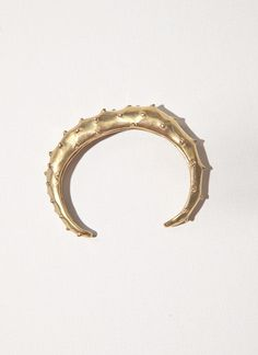 Cactus Cuff by Brook  &  Lyn. Part of the Brook  &  Lyn Now in LA collaboration.