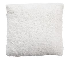 Sierkussen Teddy: heerlijk warm en fluffy #winter