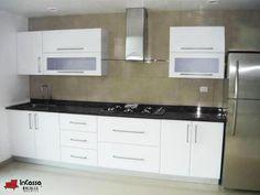 Cocina Mod. TOLEDO 2.70m. PRECIO: Diseñada para PARRILLA $9,990 / / / Diseñada para ESTUFA $7,990.