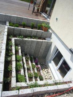 doesinger                                                                                                                                                                                 Mehr Basement Window Well, Basement Windows, Basement Remodel Diy, Basement Remodeling, Diy Garden Improvements, Egress Window, Landscape Structure, Pond Design, Highland Homes