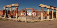 Conseils et récit de visite des ruines de Pompéi