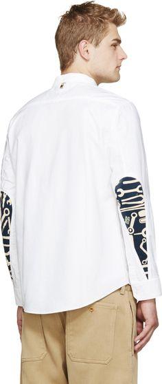 Visvim White Albacore Merrick Shirt