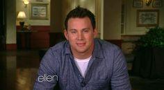 "Channing Tatum Announces ""Team Oscar"" on Ellen! Coach Carter, Secret Crush, Dear John, Fantasy Male, Little Black Books, Drama Film, Channing Tatum, Leonardo Dicaprio, American Actors"