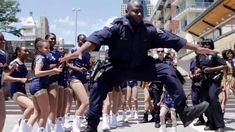 OFFICIAL Cincinnati Police Running Man Challenge (feat. Bengals, Reds, Q...