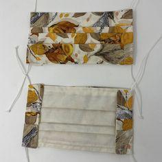 Pick Your Print Adult Face Mask - Autumn Leaves – Len's Mill Lining Fabric, Cotton Fabric, Mask Shop, Mask Making, Autumn Leaves, Face, Fall Leaves, Cotton Textile, Autumn Leaf Color