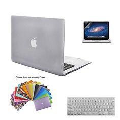 "MacBook Air 11"" Case Tecool(TM) 3 in 1 Ultra Slim Multi C…"