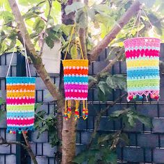 Elealinda design: DIY instructions: colored lanterns for home, garden, terrace - Home Decor Hooks Crochet Tutorial, Diy Tutorial, Quirky Home Decor, Upcycled Home Decor, Lampe Crochet, Fabric Christmas Ornaments, Ornament Drawing, Yarn Bombing, Crochet Home