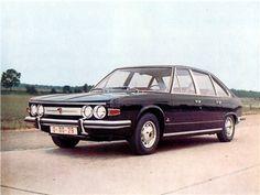 Tatra Prototype (Vignale), 1969 - Four-Door Limousine ( Lamborghini, Ferrari, Turin, Porsche 911, Jaguar, Peugeot, Benz, Auto Motor Sport, Limousine