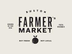 ruston farmer's market / jake dugard.