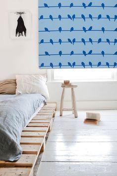Wooden Pallets - Kids' Bedroom Ideas - Childrens Room, Furniture, Decorating (houseandgarden.co.uk)