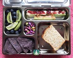 Healthy School Lunch box. Gluten Free kids.