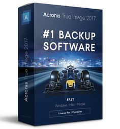 Acronis True Image 2017 20.0 Build 5554 Incl Activation & Media Add On & Boot CD