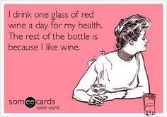 Wine humor - Cheers!