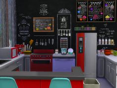 The Sims 4 Kitchen